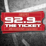 WEZQ - The Ticket 92.9 FM